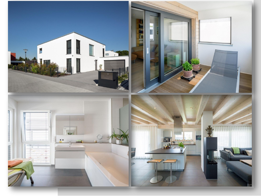Stommel Haus bespoke luxury eco flat pack homes stommel haus uk